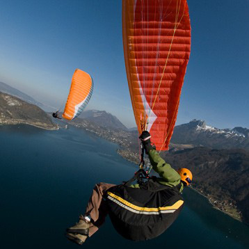 First Paragliders - High Safety