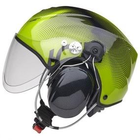 Powered Flying Helmets
