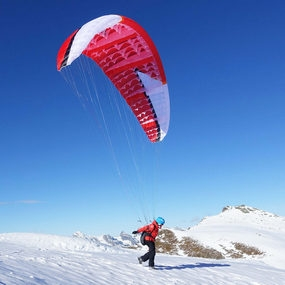 Single Surface Paragliders