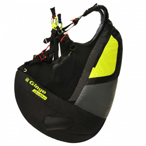 First Buy Paragliding Harnesses - Airbag Protection