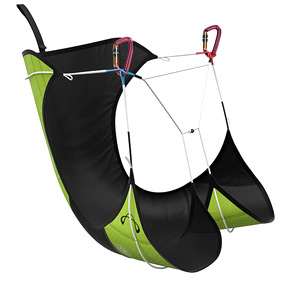 Mountain Paragliding Harnesses