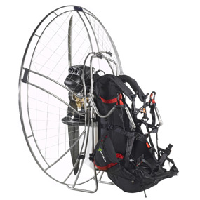 Paramotoring Harnesses