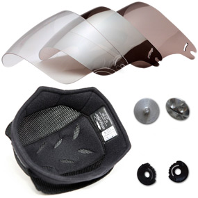 Helmet Spares & Accessories