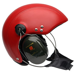 Powered Flying Helmets