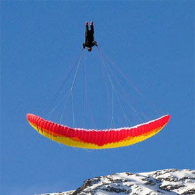 Acro Paragliders