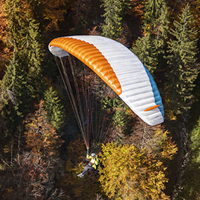 Lightweight Paragliders