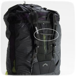 Advance Chest Strap S - Bag / Pack