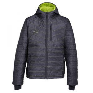 Advance Loft Jacket Light Grey-Lime