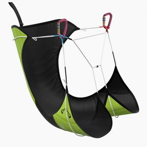 Advance STRAPLESS mountain paragliding harness