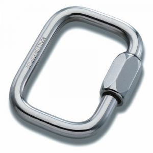 Maillon Rapide Square Stainless Steel 6.0mm