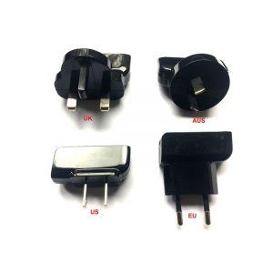 Flymaster slide on adapter for V3 AC charger