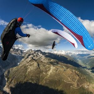 Gin Bonanza 2 paraglider | EN C | sports class