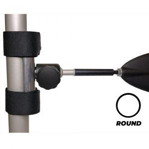 Naviter Blade Upright Mount for Round Uprights