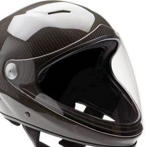 Icaro NeroHero Visor - Transparent (helmet not included)