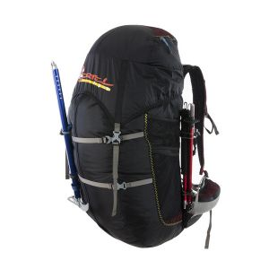 Kortel Sak II - rucksack mode (front view)