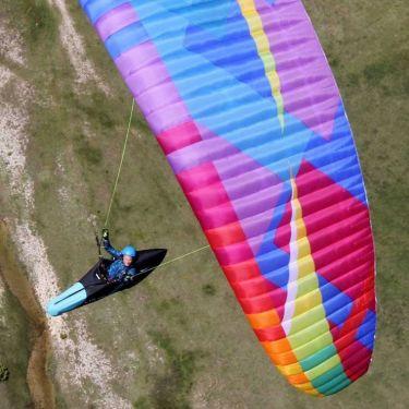 BGD BASE 2 high B XC class paraglider