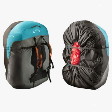 Rear and front views | Advance FASTPACK BI fast packing bag