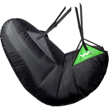 Woody Valley Transalp Removable Airbag
