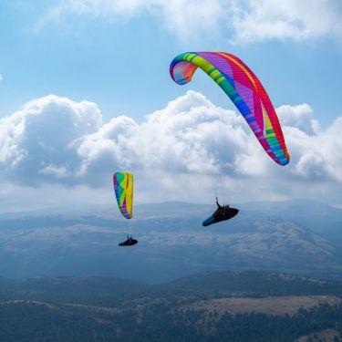 BGD CURE 2 paraglider