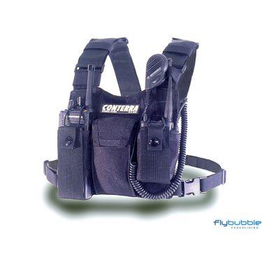 Conterra Double Adjusta Pro Radio Chest Harness