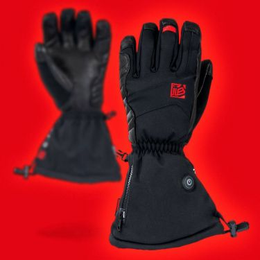 Gin Heated Gloves, developed specifically for paragliding.