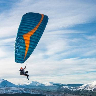 Gin Griffin D, standard weight mini-wing paraglider