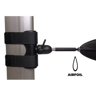 Naviter Blade Upright Mount for Aerofoil Uprights
