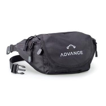 Advance Hip Bag (Bum Bag) - Black