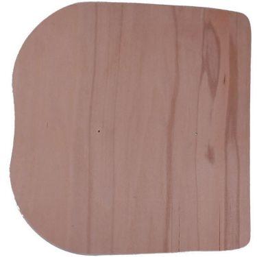 Supair Wood Seat Plate Standard