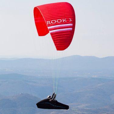 Triple Seven Rook 3 XC paraglider | High B