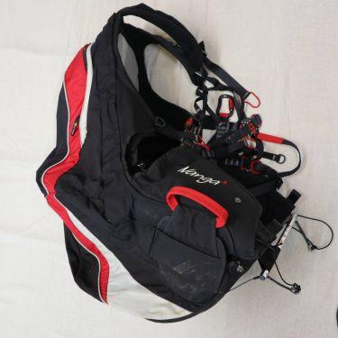 UP Nanga 2 M Black-Red 042012RO
