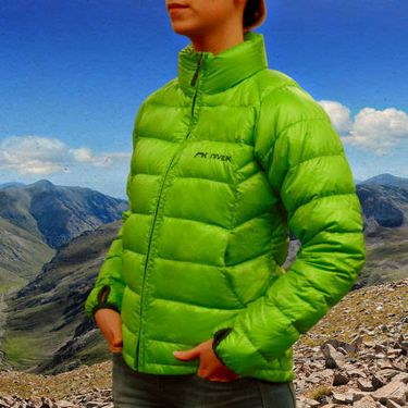 Niviuk Down Jacket - Women's M Green - brand new, on sale - last one!