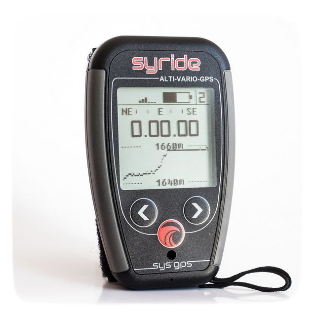 Syride SYS'GPS (PAST MODEL)