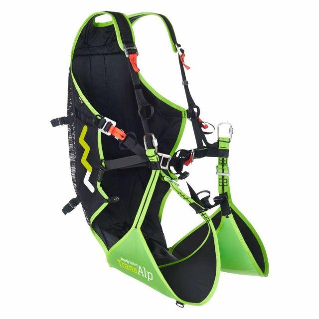 Woody Valley Transalp mountain harness