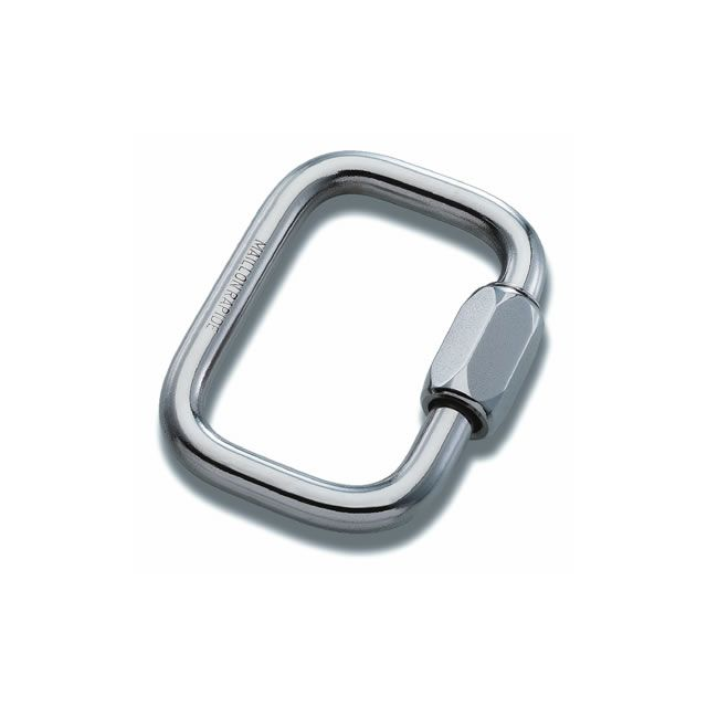 Maillon Rapide Square Stainless Steel 8.0mm