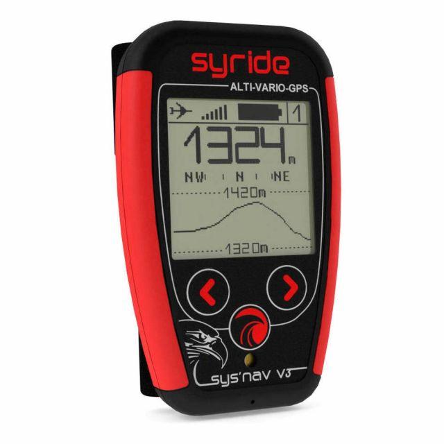 Syride SYS'Nav V3 flight instrument