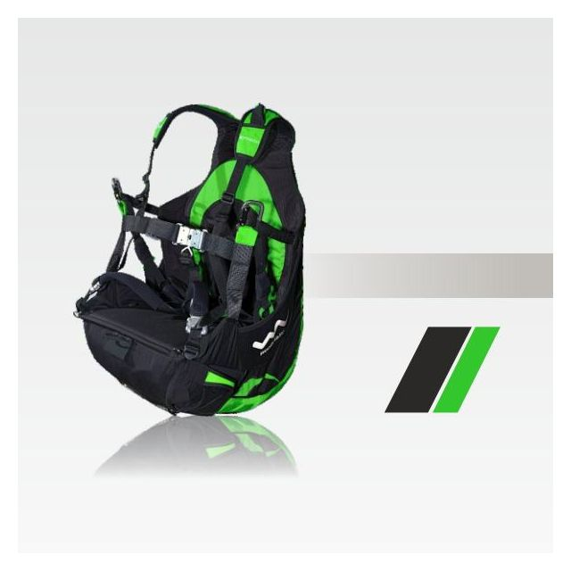 Woody Valley X-Pression - Black-Green (new colour)