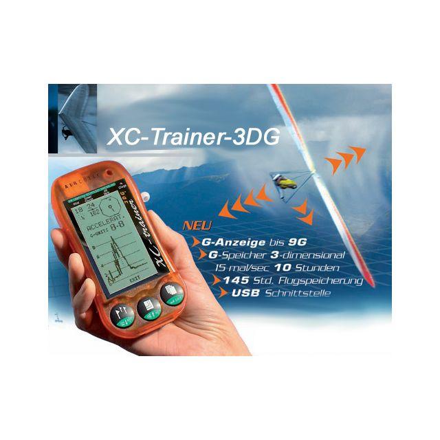 Aircotec XC-Trainer-3DG Alti-Vario-GPS