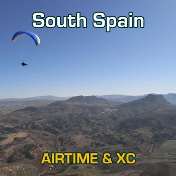 Flybubble Spain AIRTIME & XC Trips :: 20 October to 4 November 2012