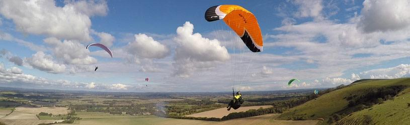 Niviuk Roller mini wing paraglider review
