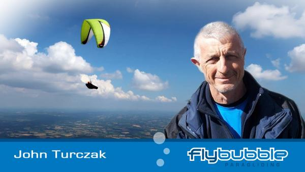 John Turczak (Flybubble Team Pilot)