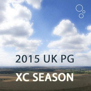 UK Paragliding XC Season 2015 Summary
