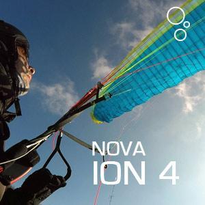 Nova ION 4 paraglider reviews