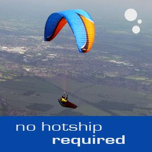 Big XC? No Hotship Required