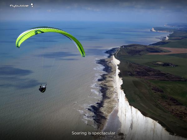 Freeflight: Spectacular soaring