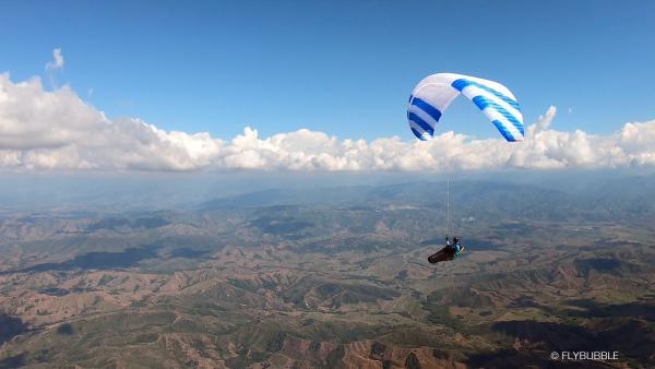 Phi TENOR light paraglider review