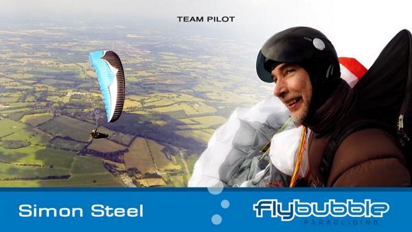 Simon Steel (Flybubble Crew)