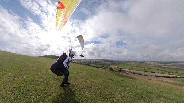 Skywalk BREEZE paragliding harness review