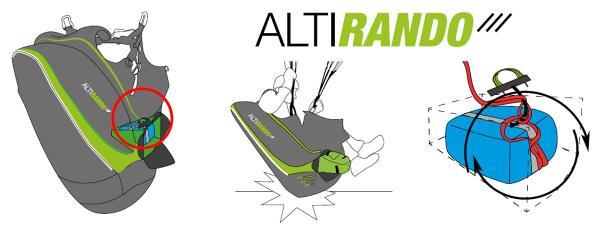 Safety Note: Supair ALTIRANDO 3 harness