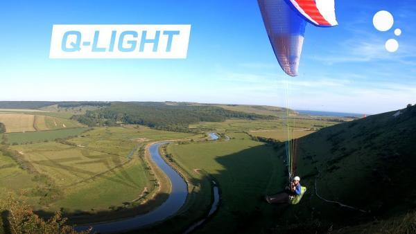 Triple Seven Q-LIGHT paraglider review